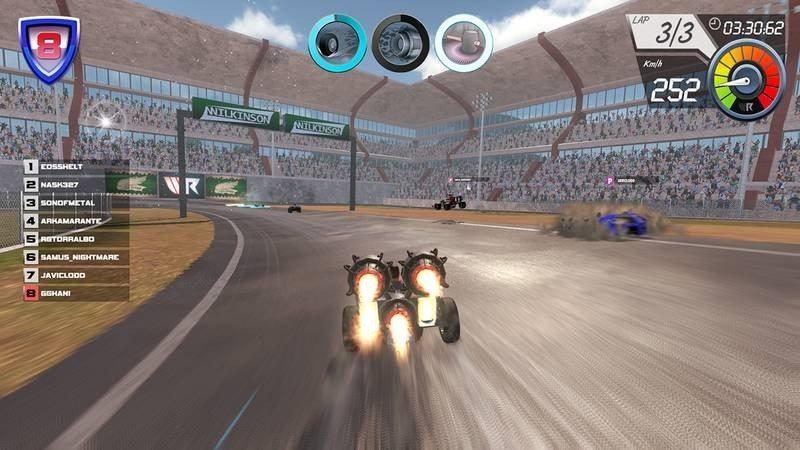 Wincars Racer 02