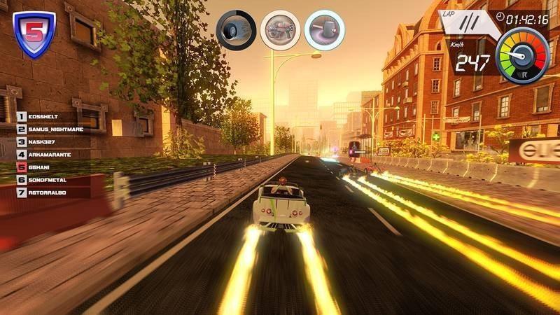 Wincars Racer 03