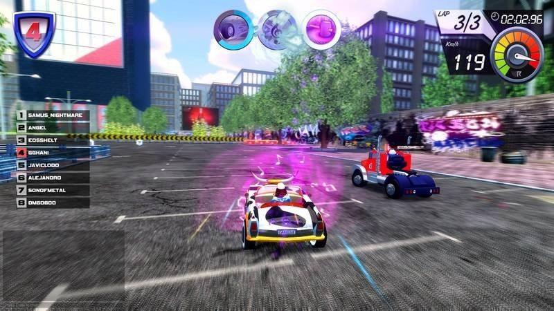 Wincars Racer 05