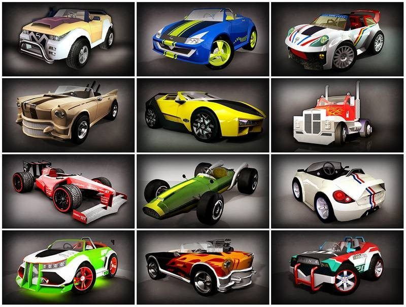 Wincars Racer 08
