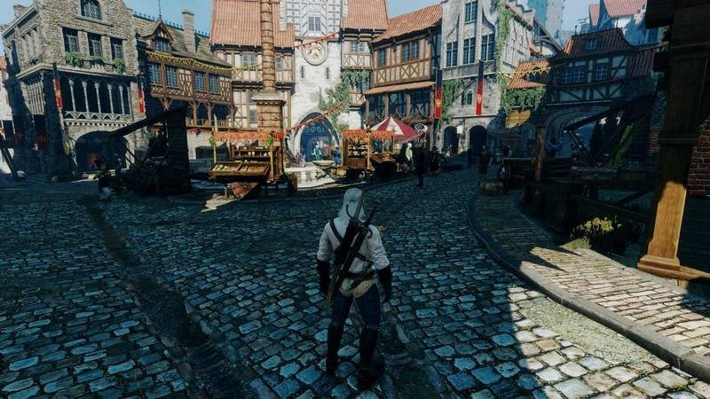 Witcher 3 Enhanced Edition Mod Modifies Combat and Gameplay