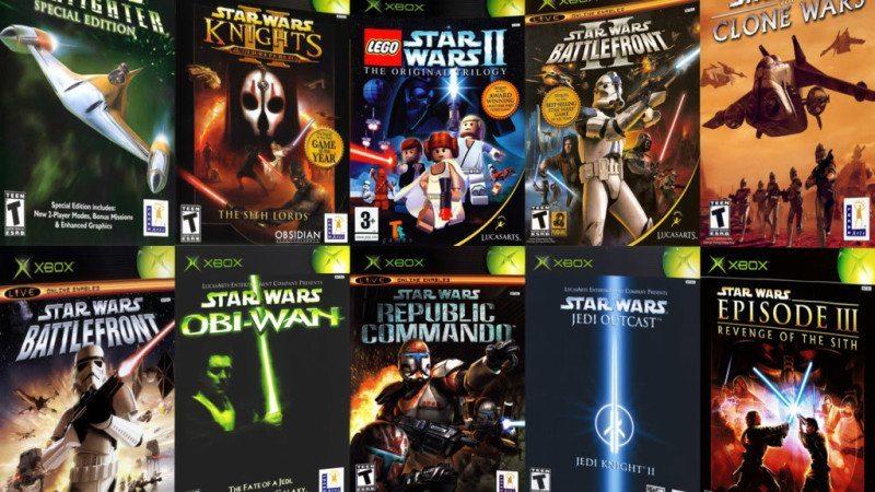 XboxGamesStarWarsFanart