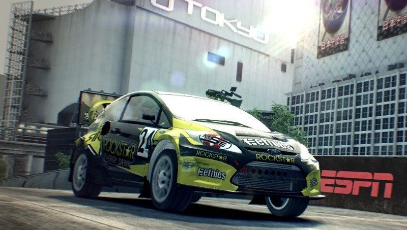 dirt 3 lighting mod