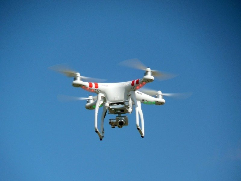 Researcher Finds New Way to Hijack Drones Mid-Flight