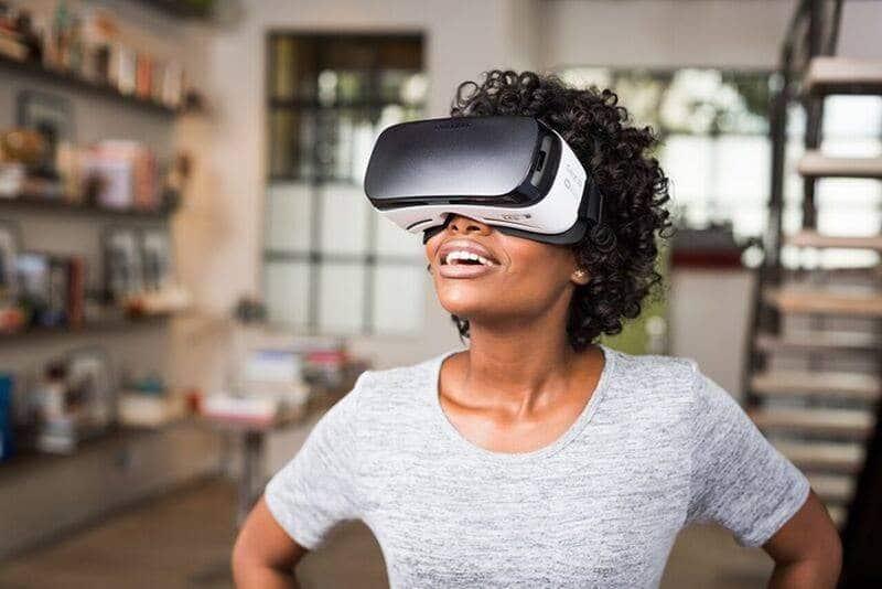gear VR usage