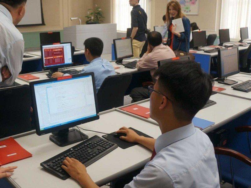 north korea computing