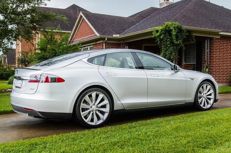 tesla recalls model S cars