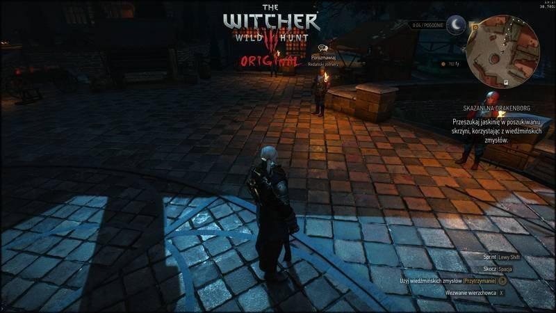 witcher3 mod-hall original