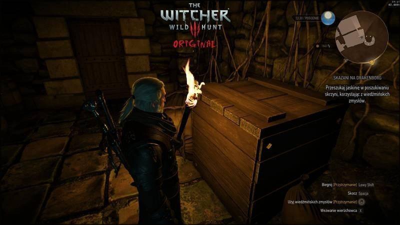 witcher3 mod-nox original