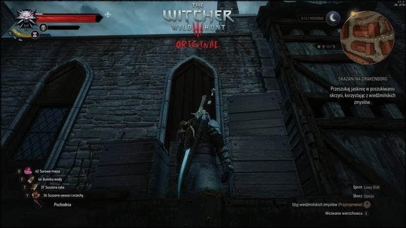 witcher3 mod-wall original