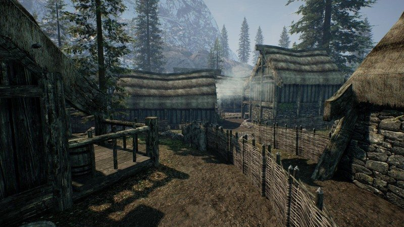 Entire Skyrim Map Recreated in Unreal Engine 4 | eTeknix