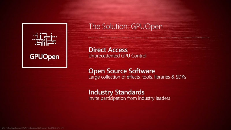 AMD GPU Open Linux Open Source 1