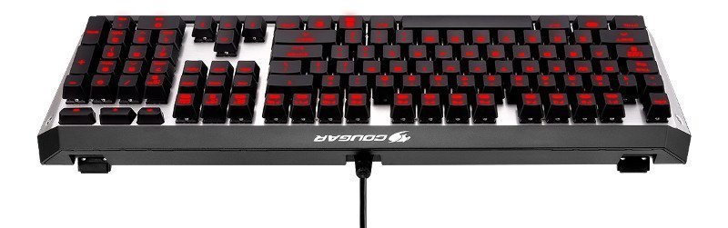 COUGAR ATTACK X3 Keyboard (4)