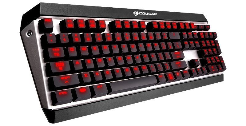 COUGAR ATTACK X3 Keyboard (5)
