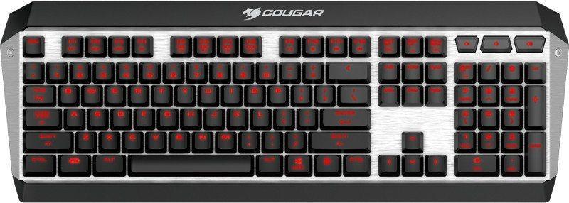 COUGAR ATTACK X3 Keyboard (8)