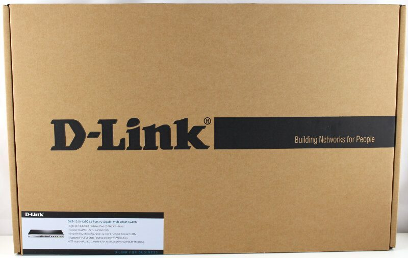 D-Link DXS-1210-12TC-Photo-box front