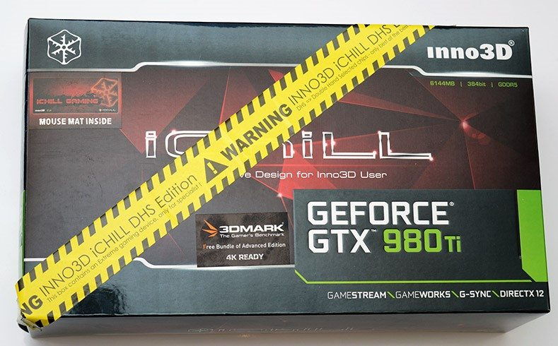 Inno3D GeForce GTX 980Ti