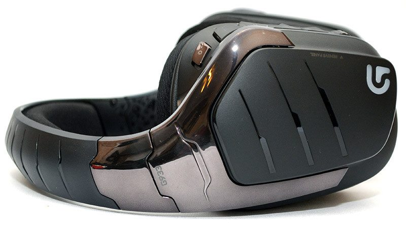 Logitech G933 Artemis Spectrum Wireless Headset Review | eTeknix