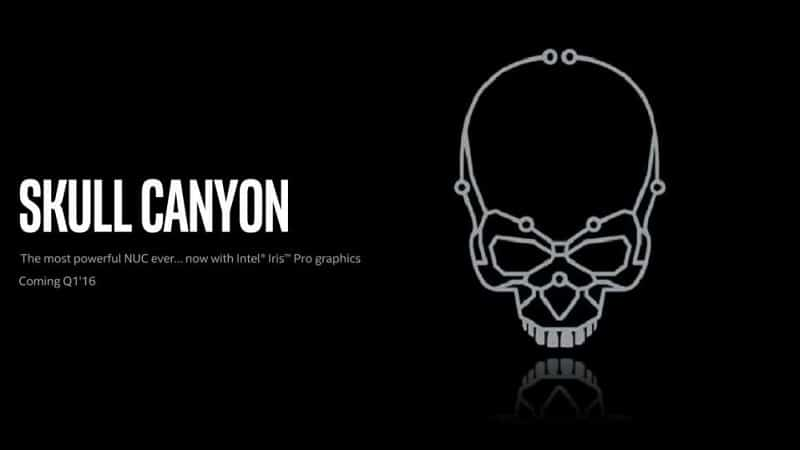 Intel Skull Canyon NUC