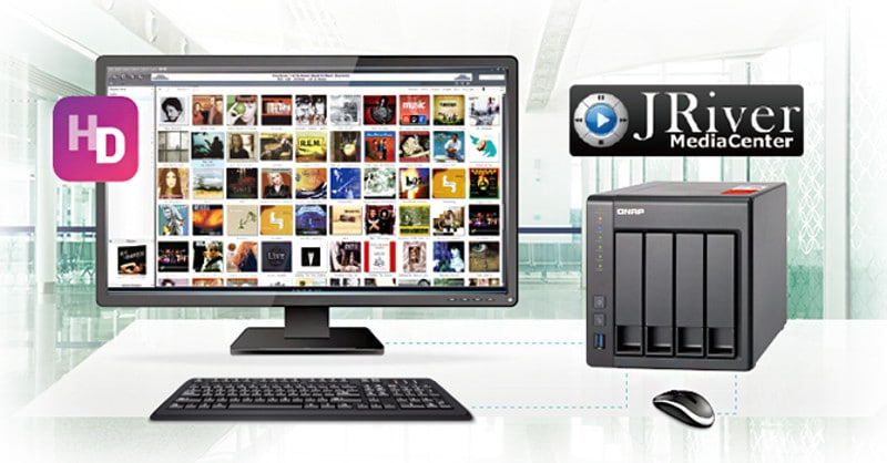 QNAP's HD Station Just Got Better With JRiver Media Center