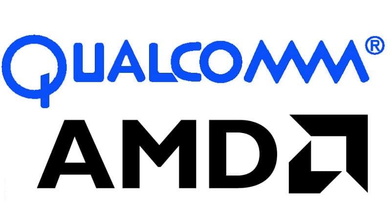 Qualcomm AMD