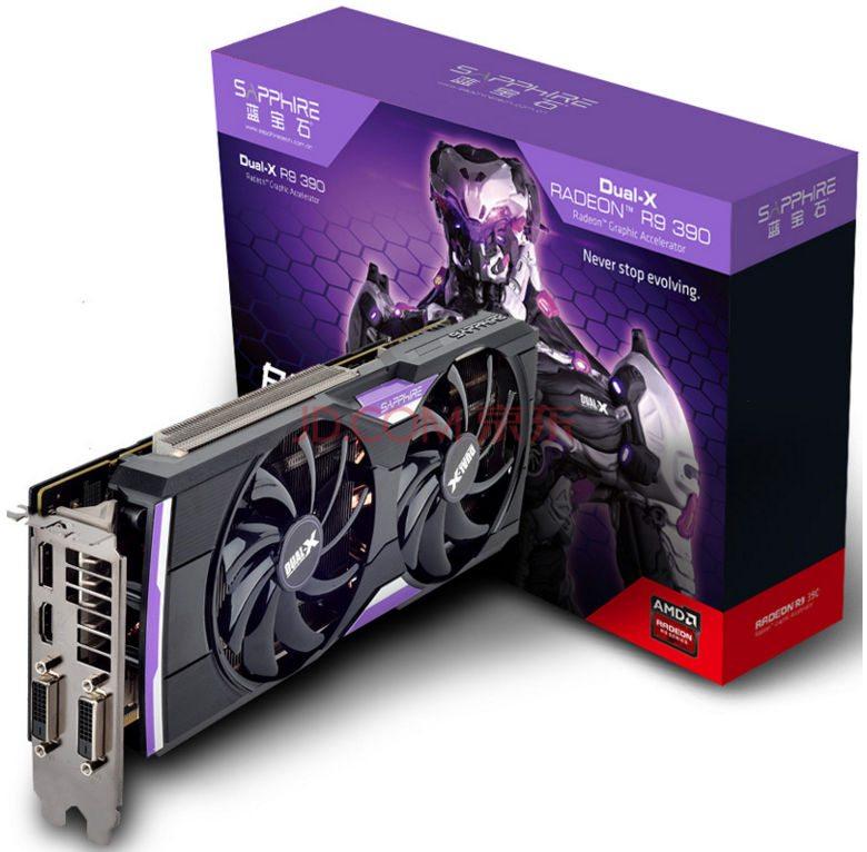 Radeon R9 390 4GB 1