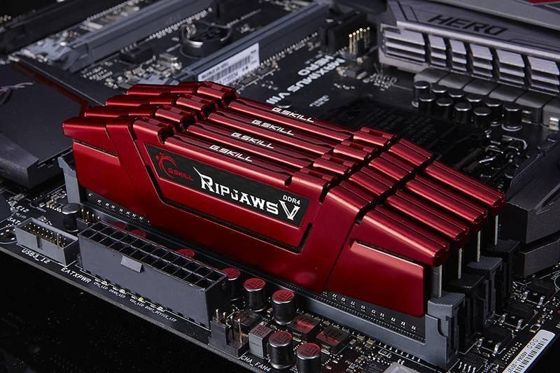 Ripjaws V Reds