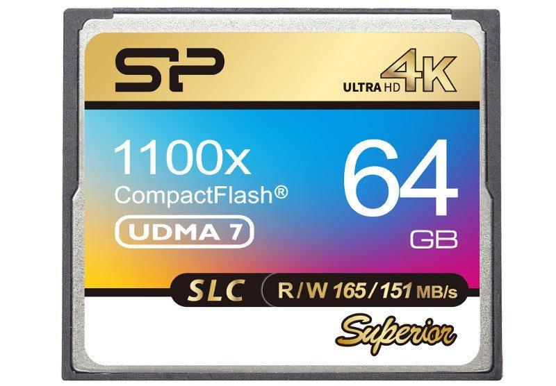 SP CompactFlash Superior 1100x