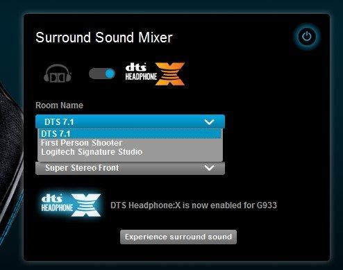 Logitech G933 Artemis Spectrum Wireless Headset Review | eTeknix