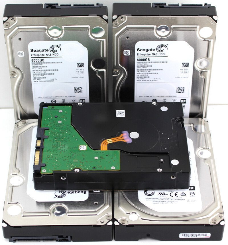 Seagate_eNAS6TB_RAID-Photo-hdd all five
