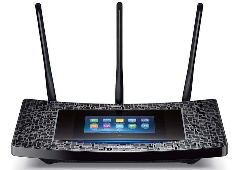 TP-Link Touch P5 Router (2)