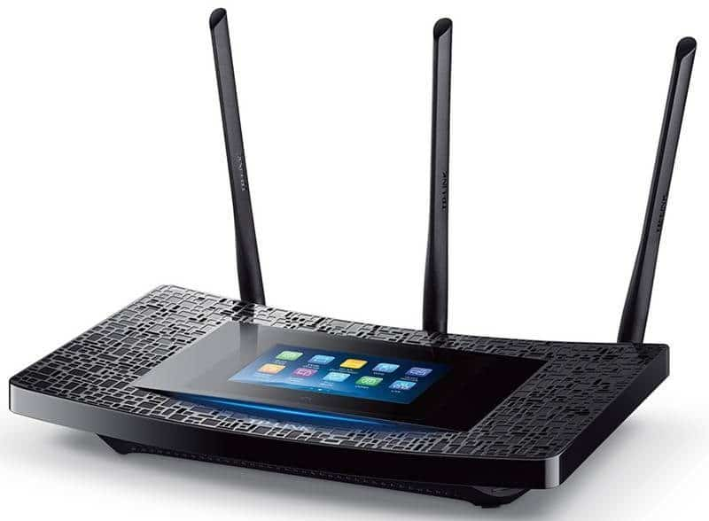 TP-Link Touch P5 Router (3)