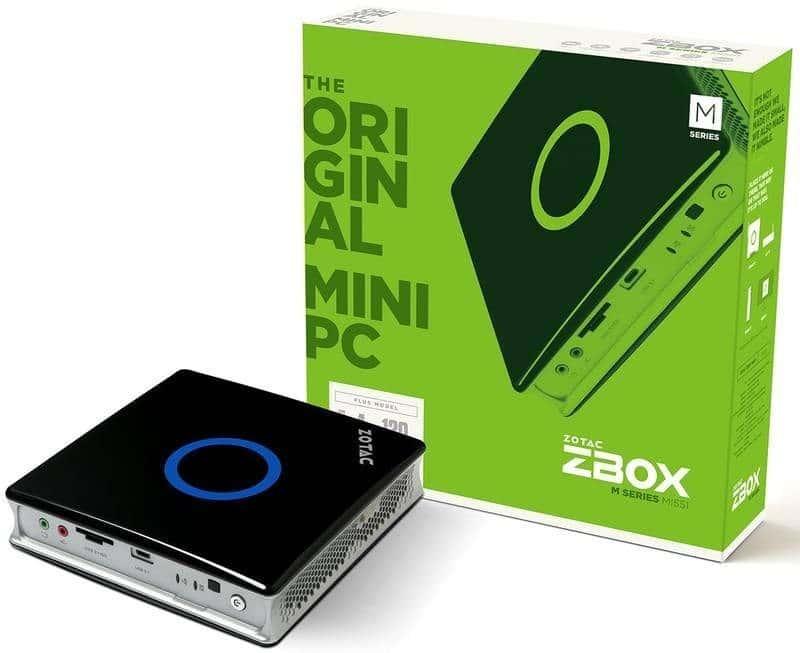 ZOTAC ZBOX-mi551 4