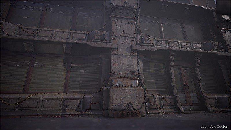 blade runner unreal engine 4 (3)