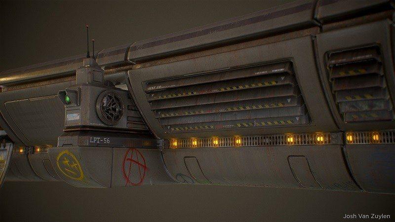 blade runner unreal engine 4 (8)