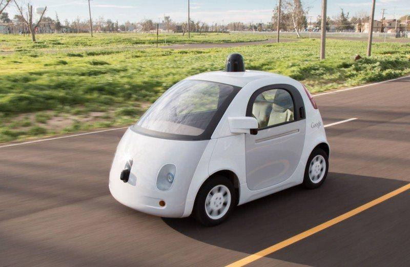 google self-driving car 1