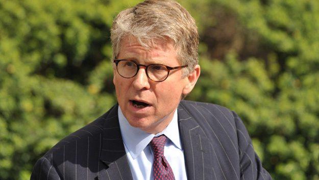 Manhattan District Attorney Cyrus R. Van