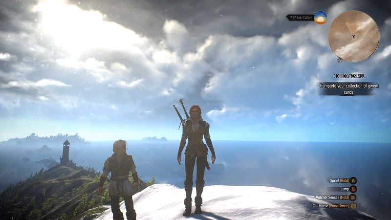Witcher 3 Mod Lets You Play as a Female Protagonist | eTeknix