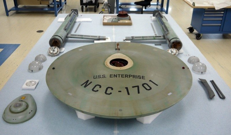 1967 USS Enterprise Model