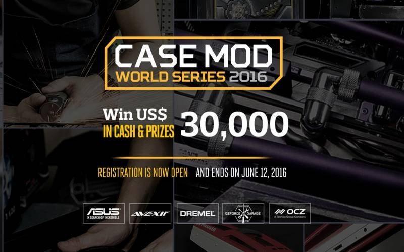 CM case mod 2016 1