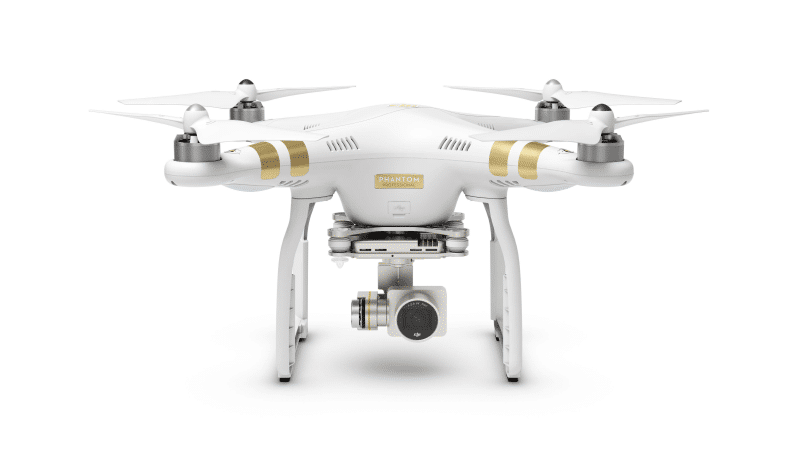 The DJI Phantom 3 supports new geofencing software