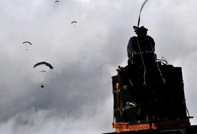 Smart Parachutes