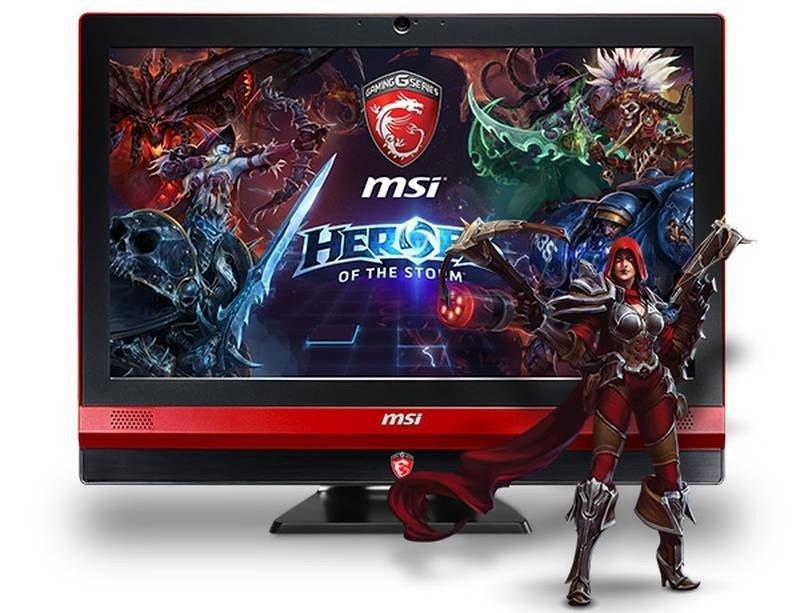 MSI Heroes of the Storm System Bundles (3)