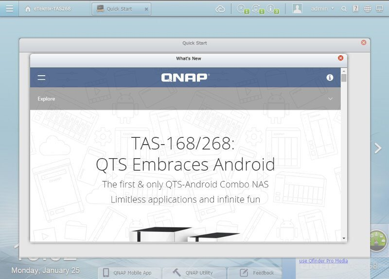 QNAP_TAS268-SSinit-welcome