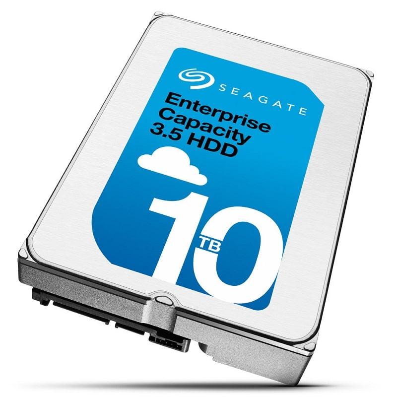 Seagate 10TB Helium HDD