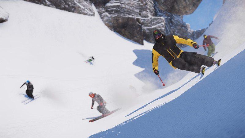 Snow open beta game (3)