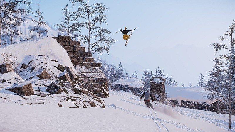 Snow open beta game (5)