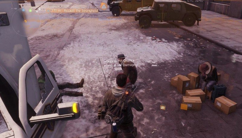 The Division leaked