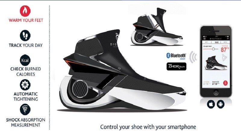 flyer smartshoe