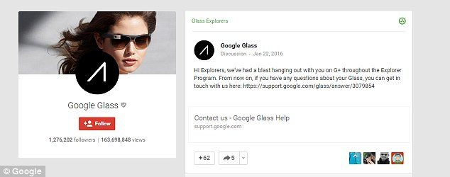 google glass plus 1